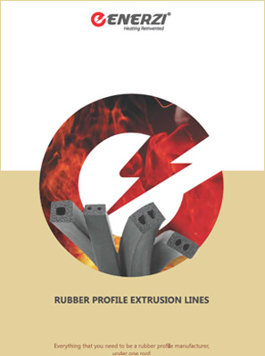 Rubber Profile Extrusion Lines